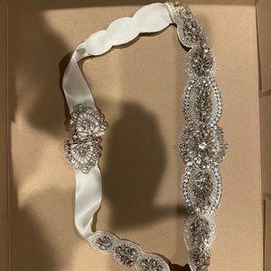 David's bridal belt